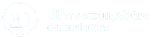 d-translations Logo